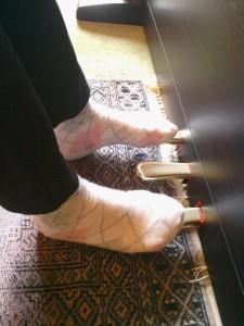 Denise chaussettes 1