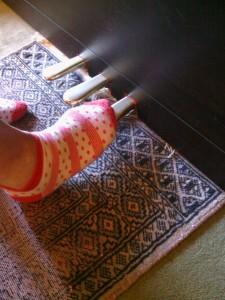 Denise chaussettes 2